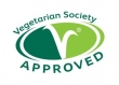 Vegetarian Society Approved
